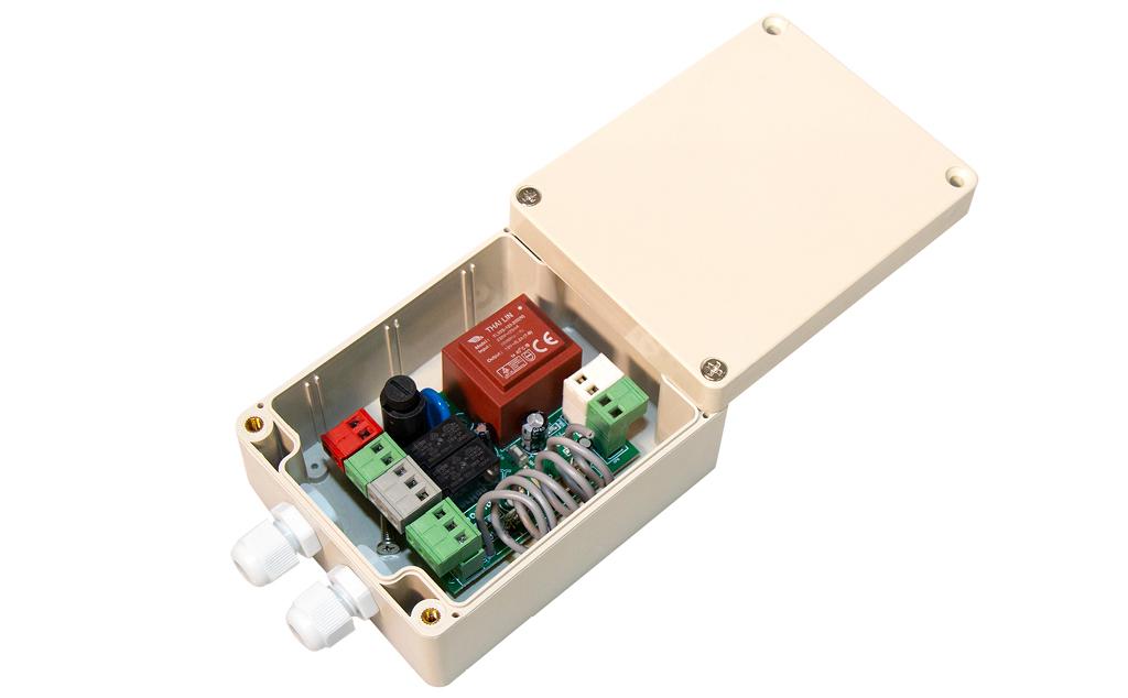 В продаже обновленный блок управления для приводов CV0.1