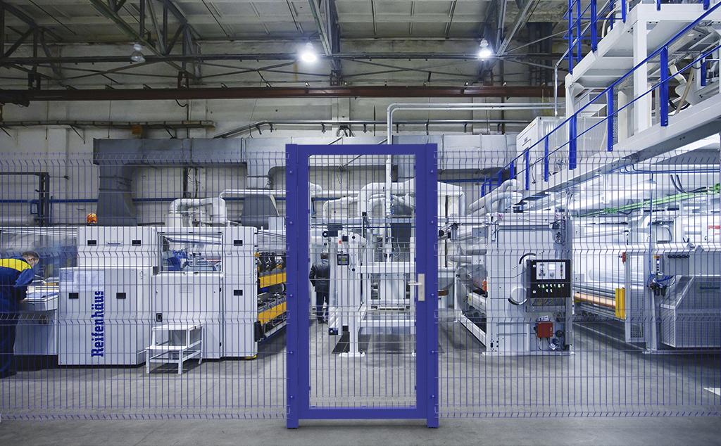 Системы ограждений DoorHan: безопасность как снаружи, так и внутри здания