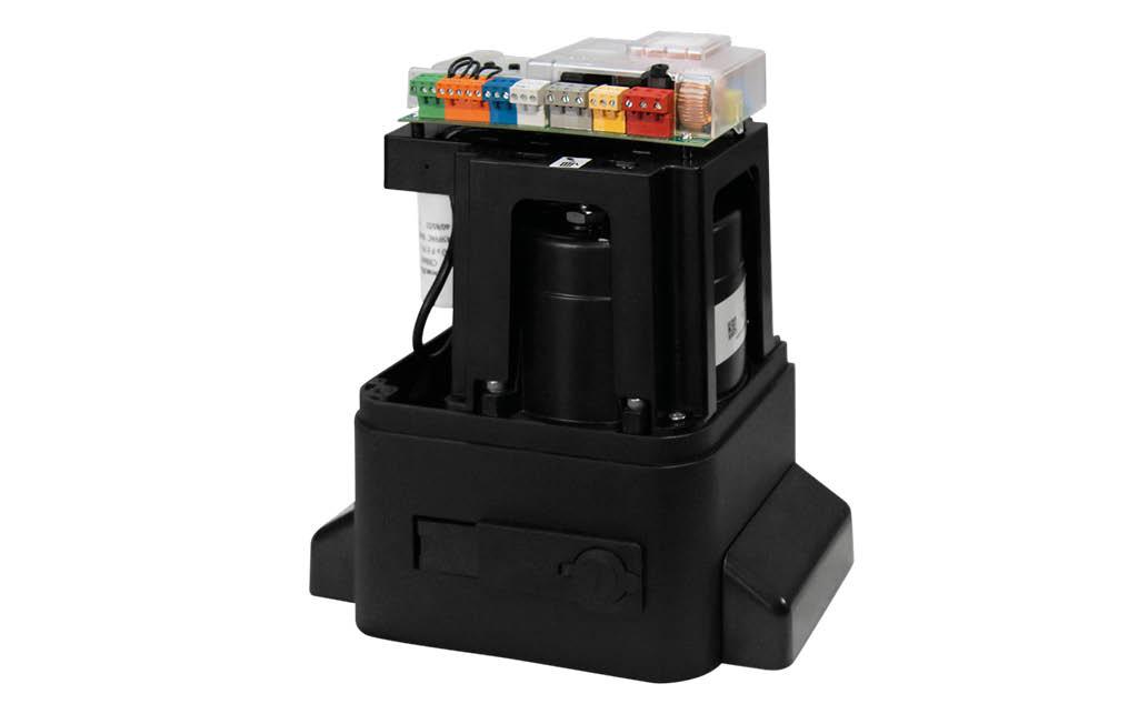 Новый корпус привода SLIDING-1300PRO/2100PRO